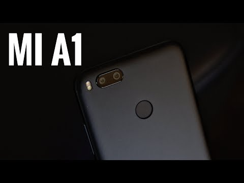 The Best Budget Phone in 2017 - Xiaomi Mi A1 Review