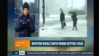 Dylan Dreyer Returns to Boston 1/27/14