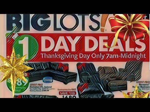 Big Lots Black Friday Ad 2017