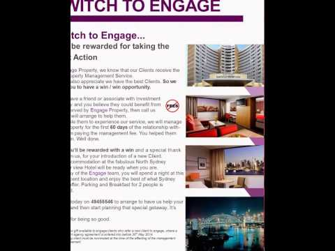 SWITCH TO ENGAGE PROPERTY BEST NEWCASTLE PROPERTY MANAGEMENT AGENT