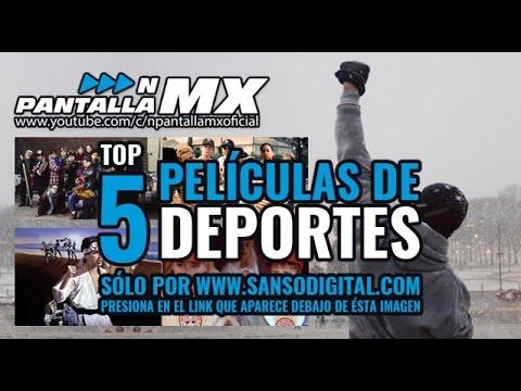 TOP 5 LAS MEJORES PELICULAS DE DEPORTES