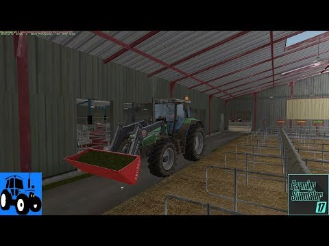 Lets Play Farming Simulator 2017 Norsk Ballymoon Episode 14