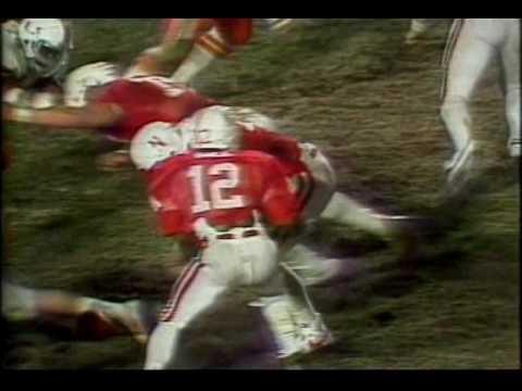 """1984 Orange Bowl National Championship - """"FUMBLEROOSKI"""""""