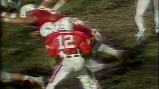 "1984 Orange Bowl National Championship - ""FUMBLEROOSKI"""
