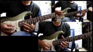 ขอ (WARM EYES) - Lomosonic [Guitar cover]