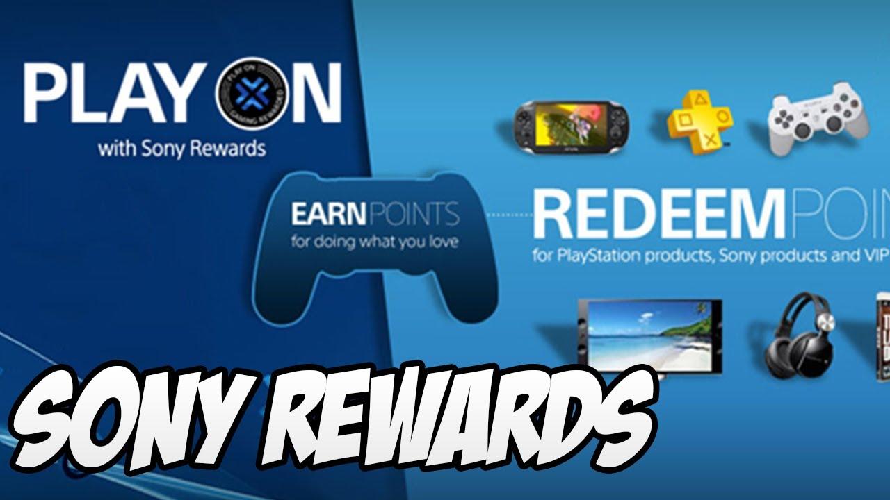 Sony Rewards, o programa de fidelidade da Sony chega ao Playstation -  Gamervlog