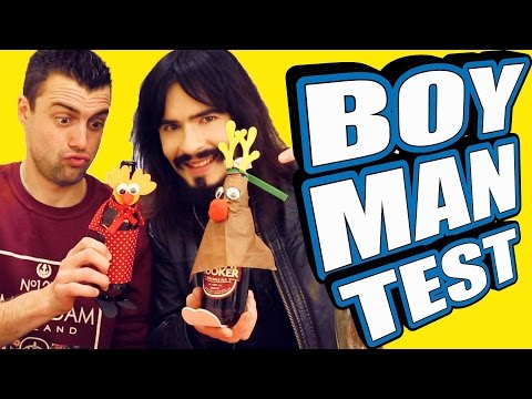 IRISH MEN TRY - Are You a 'BOY or MAN' - Test!!