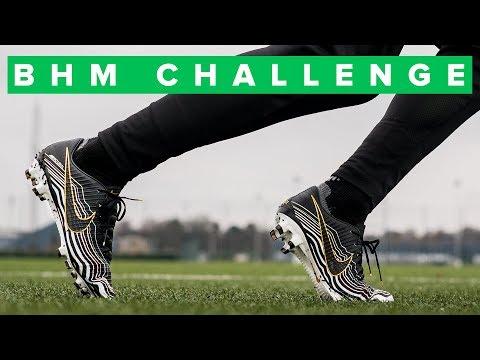 Nike Mercurial Vapor 11 BHM Play Test & Challenge