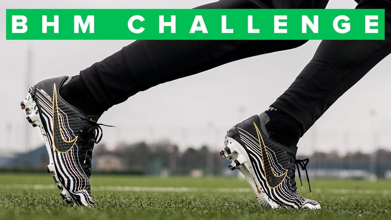 online store dc856 301a2 Nike Mercurial Vapor 11 BHM Play Test & Challenge
