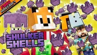 SHULKER SHELLS | Truly Bedrock [1-15] | Minecraft Bedrock Edition SMP (MCBE)