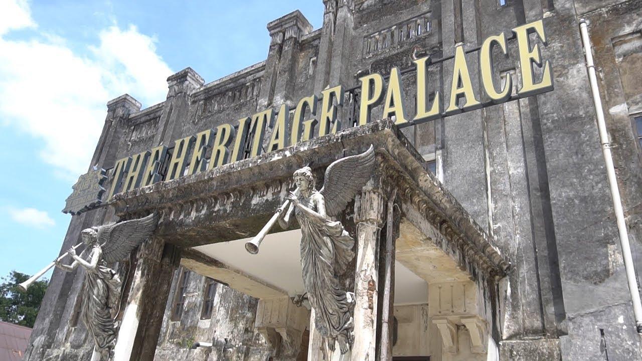 The Heritage Palace Sukoharjo Tempat Wisata Yang Tetap