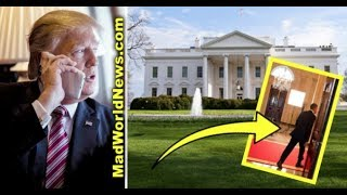 AS $90 BILLION GOES MISSING FROM WH TRUMP EXPOSES