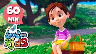 Little Bo-Peep - Educational Songs for Children | LooLoo Kids