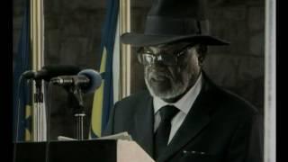 Hidipo Hamutenya memorial service-NBC