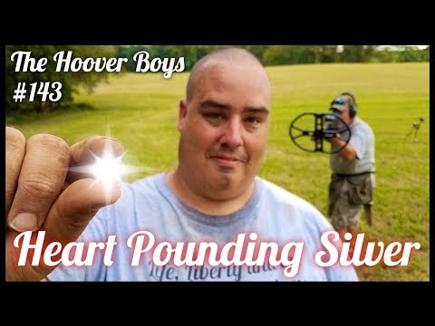 I can't believe the silver coins we find metal detecting | Heart Pounding Silver