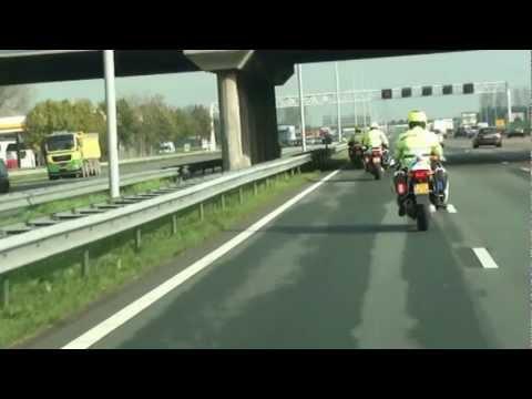 VTB Spoedtransport vanaf Leiden naar Schiphol (UGS-A)