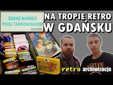 Na tropie retro w Gdańsku! Sklepy, komisy, targowiska | Retro archiwizacja - odcinek 163
