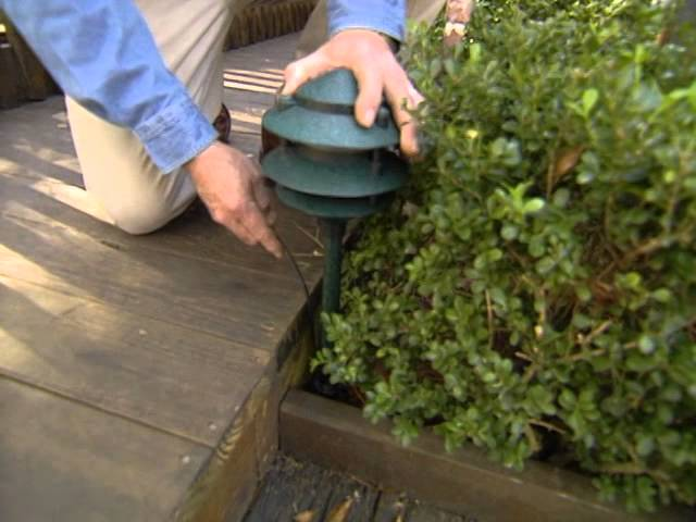 How To Install Low Voltage Outdoor Lighting Youtube