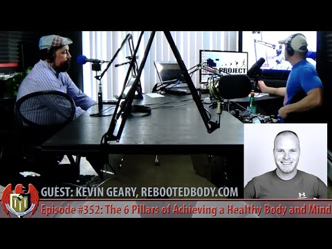 The Bulletproof Diet, Self-Awareness and Sleep (With Kevin Geary)