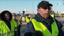 Gilets Jaunes : rencontre avec les manifestants mobilisés à Cognac (Charente)