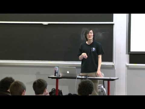 7. The Lost Lecture