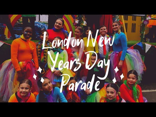 London New Years Day Parade 2020!