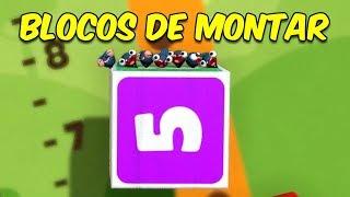 MOSCAS FAZENDO UMA TORRE COM BLOCOS | Bug Academy