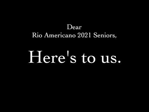 Rio Americano High School Class of 2021