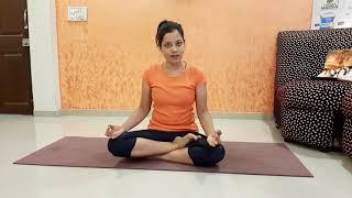 Covid-19 Prevention from Corona Virus :Yoga Practice