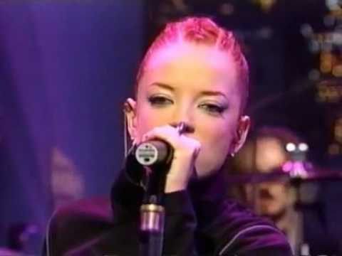 Garbage - Special (Live on Letterman)