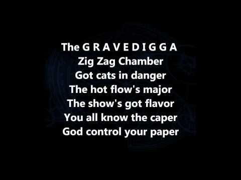 GraveDiggaz - Zig Zag Chamber with lyrics
