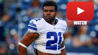Ezekiel Elliot Mid-season Highlights (HD)