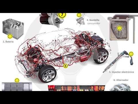 INTRODUCCIÓN A LA TECNOLOGÍA DEL AUTOMÓVIL - Módulo 13 (13/16)