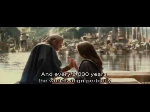 Thor: The Dark World - Kissing scene (Convergence)