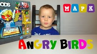 Angry birds telepods GO от Hasbro. Новый набор Ангри бердс звездные войны Star destroyer