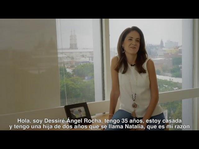 Conoce a Dessiré, líder AMX en León
