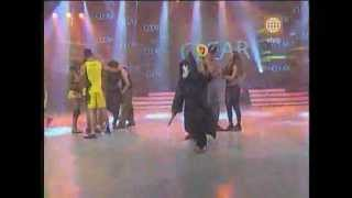 Esto es Guerra: Desafío de baile entre Michelle y Melissa - 26/03/2013