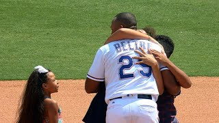 Beltre notches his 3,000th career hit