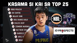 Kai Sotto kasama sa mga TOP International Prospects   Pang ilan ang ating pambato?