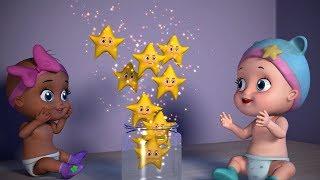 Twinkle Twinkle Little Star New Kids Video | Baby Rhymes | Infobells