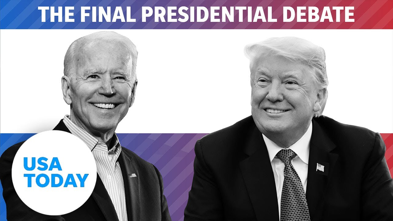 Final Presidential Debate 2020: Trump and Biden face off at Belmont University (FULL) | USA TODAY