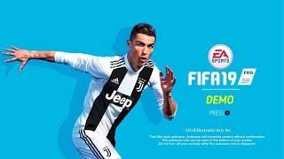 FIFA 19 DEMO!!!!