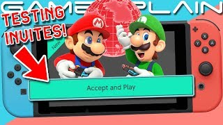 Switch Update 9.0's Online Play Friend Invites Finally Work! We Try It Out!