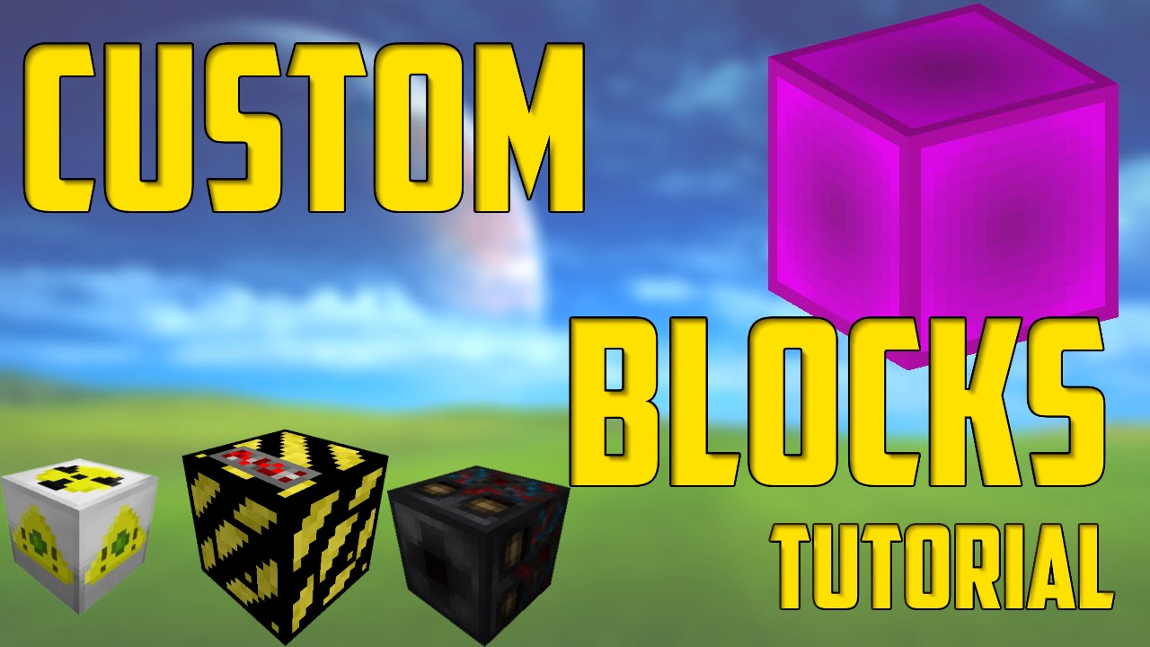 minecraft how to get new blocks in 1.6