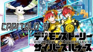 Vídeo Digimon Story: Cyber Sleuth PSN