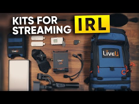 IRL Live Streaming Guide - Gear and Setup - Twitch, Mixer