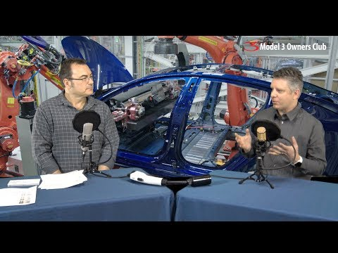 Model 3 Owners Club Show Episode 29