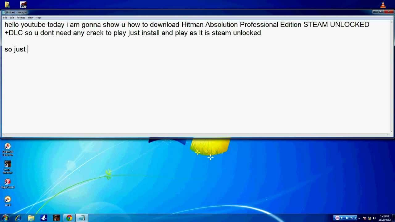Download Hitman Absolution Professional Edition PC+DLC Steam Unlocked  SKIDROW