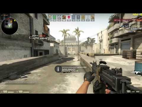 Counter Strike Global Offensive - On Intel HD Graphics 4600 Test