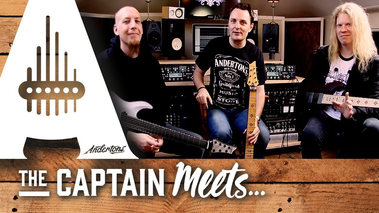 Schecter Guitars with Jeff Loomis and Keith Merrow